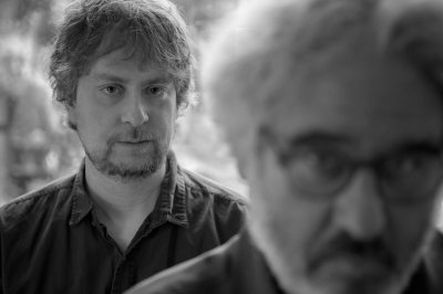Matt Mitchell and Tim Berne